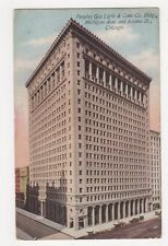 USA, Peoples Gas Light & Coke Co. Building, Chicago Postcard, B241