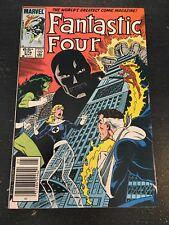 Fantastic Four#278 Incredible Condition 9.0(1985) Dr.Doom, Byrne Art!!