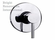 New Bathroom Oval Shower Bath Wall Flick Mixer Taps ON SALE