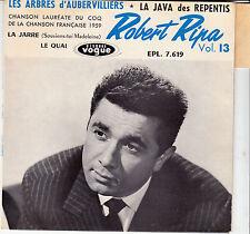 45 T EP ROBERT RIPA *LES ARBRES D'AUBERVILLIERS*
