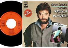 "Kenny Loggins - Footloose / Swear Your Love | 7"" Japan 07SP 787"