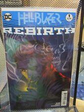 The Hellblazer Rebirth #1 Regular Cover DC Rebirth Comics John Constantine 9.4