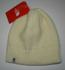 The North Face Womens Purrl Stitch Acrylic Knit Beanie Cap
