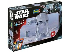REVELL 06715 StarWars AT-AT Level 2 EasyKit 1:53