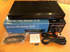 Duna HD Base 3.0 reproductor de medios de red con 1 TB unidad interna