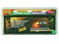 Altrex 6L QLD NSW VIC Number Plate Cover - 1 Pair