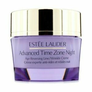 Estee Lauder Advanced Time Zone Night Age Reversing Line/Wrinkle Creme 50ml BNIB