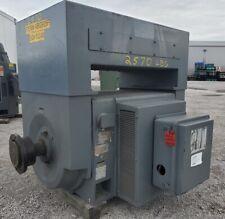 Rebuilt 250 HP 1800 RPM General Electric 509LL Frame 4000 Volts EOK