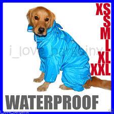 Unbranded Fleece Rain Coats for Dogs