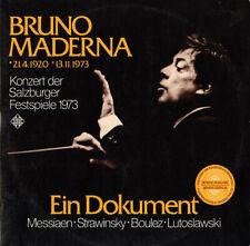 100 LP 20th Century Orchestral Music SULEK SAKAC KODALY STRAVINSKY MADERNA HOLST