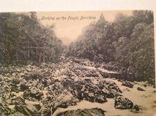 Banchory vintage postcard