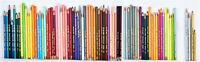 ✏️Berol PRISMACOLOR Scholar Pencils Lot of 73 + 4 Metallic USA Vintage