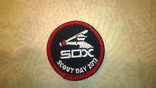 Chicago White Sox  2013 Scout Day participant patch SGA FREE SHIPPING