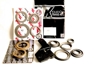 4T40E 4T45E Master Rebuild Kit 1995 Up Filter OE Frictions Steels Piston Set