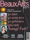 BEAUX ARTS MAGAZINE / N°354 / DECEMBRE 2013
