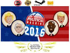 The Political Machine 2016 PC Digital STEAM KEY - Region Free