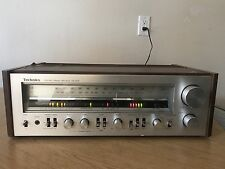 Vintage TECHNICS SA 505 Stereo Receiver TESTED EXCELLENT CONDITION!