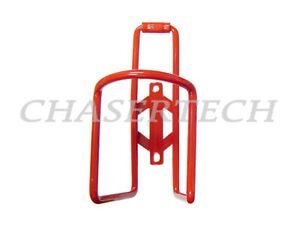 New MTB Road Bicycle Bike Alloy Bottle Cage Painted Red