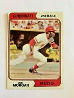 1974 Topps Joe Morgan #85