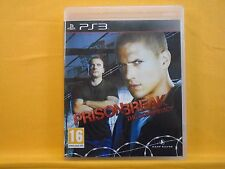 *ps3 PRISON BREAK The Conspiracy (NI) Action Game PAL REGION FREE