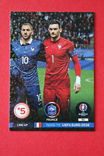 ADRENALYN ROAD TO UEFA EURO 2016 LINE-UP FRANCE 90  MINT!!!!