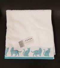 CafePress Dr 1444768273 Cat Beach Towel