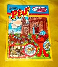 PIU' E IL SUO GIOCO N.5 SETTIMANALE EDITORIALE DOMUS '80