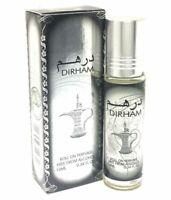 Dirham 10ml Roll On Attar Oil Perfume Fragrance