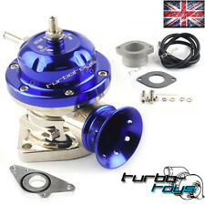 Type rs turbo blow off bov dump valve kit pour subaru impreza wrx sti 01-15 bleu