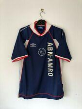 Ajax Away Football Shirt 1999/00 Medium M 99/00