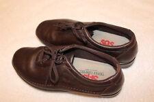 Free Shipping!  SAS Tripad Comfort Walking Shoes Ladies Brown - Size 8 1/2 W