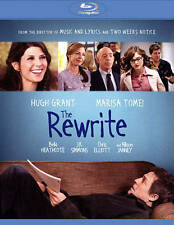 The Rewrite (Blu-ray Disc, 2015) Hugh Grant, Marisa Tomei, Bella Heathcote, NEW