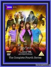 SARAH JANE ADVENTURES - COMPLETE SERIES 4 *BRAND NEW DVD*