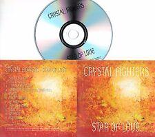 CRYSTAL FIGHTERS Star Of Love 2010 UK 11-trk promo test CD