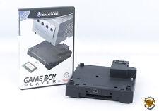 Oficial Nintendo GameCube Game Boy Player disco de inicio & jugador! PAL Reino Unido