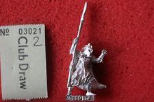 Games Workshop Warhammer Wood Elf Eternal Guard Metal Figure New Elves Mint C3