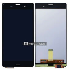 Black Sony Xperia Z3 D6603 D6643 D6653 D6616 LCD Display Touch Screen Assembly