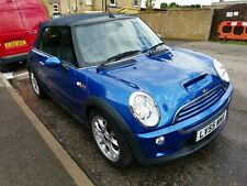 mini cooper s convertible only 77000 miles