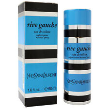 Yves Saint Laurent Rive Gauche Women 50 ml EDT Toilette Spray YSL old Version