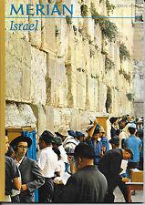 Merian Israel Juni 1968/ Heft 6/ 21. Jahrgang PilgerWüste Haifa Schabbath Safed