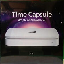 NEU Apple Time Capsule 2TB MD032LL/A WLAN Festplatten Wireless N Router & NAS A1409