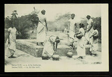 INDIA 430-At the well -A la fontaine (1933)