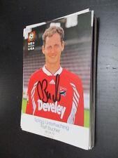 57559 Ralf Bucher SpVgg Unterhaching 90er original signierte Autogrammkarte