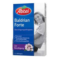 ABTEI Baldrian forte überzogene Tabletten 30St PZN 00270076