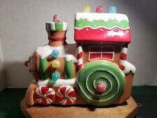 "2008 Hallmark Christmas Musical Express Gumdrop Gingerbread Train  ""PreOwned"""