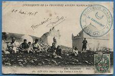 CPA: AIN-SFA (Maroc) - Les Tombes d'Ain-Sfa / 1908
