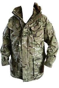 MTP Multicam Windproof Combat Smock / Jacket Genuine British Issue ~ New