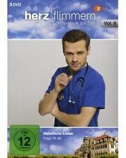Herzflimmern - Die Klinik am See - Vol.6 - 3 DVD BOX NEU in Folie (608)