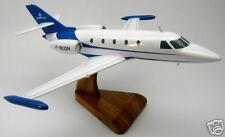 SN-601 Corvette FR Aerospatiale Airplane Desk Wood Model Small New