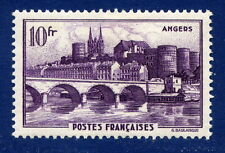 STAMP / TIMBRE FRANCE NEUF N°  500 **  ANGERS
